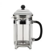 BonJour Coffee 12-Cup Bijoux French Press, Black