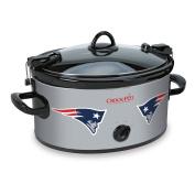 Crock-Pot New England Patriots NFL Cook & Carry Slow Cooker