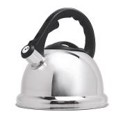 Primula Safe-T 2.8l Stainless Steel Whistling Kettle, Polished