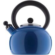 Copco Bella Enamel-on-Steel Blue 1.9l Tea Kettle