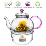 Tea Beyond Teapot Juliet with tea warmer cosy