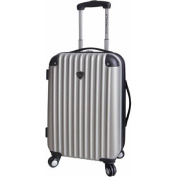 Travellers Club 50cm Expandable Hardside Spinner Carry-On