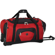 Protege 60cm Rolling Duffel Bag