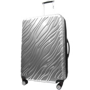 iFly Silver Flame Hard Side Luggage, 70cm