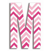 Stupell Industries Oversized Chevron Letter Hanging Initials