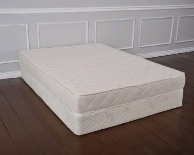 Bio Sleep Concept Washable Quilted Cotton Crib Mattress Pad