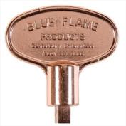 Blue Flame BF. KY. 03 7.6cm Universal Key Polish Copper