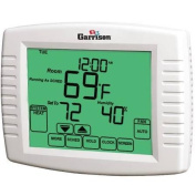 Garrison 119089 touchscreen Thermostat 3 Stage Heat/ 2 Stage Cool