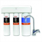 DuPont QuickTwist 3-Stage Drinking Water Filtration System