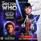 Trial of the Valeyard  [Audio]