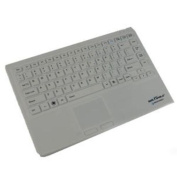 """Seal Shield SEAL TOUCH 2 Silicone """"All-in-One"""" - Keyboard - white"""