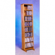 18cm . Dowel CD Storage Tower