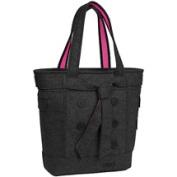Ogio International Hamptons Women's Tote Bag for 38cm Laptop, Dark Grey