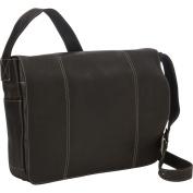 Royce Leather Vaquetta 33cm Laptop Messenger Bag