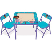 Disney Doc McStuffins On the Go Erasable Activity Table Set with 3 Markers