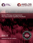 Service offerings and agreements ITIL 2011 intermediate capability handbook