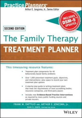 The Family Therapy Treatment Planner, with DSM-5 Updates (PracticePlanners)