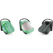 Cosy Combo Pack - Green Sun & Bug Cover & Lightweight Cosy Cover