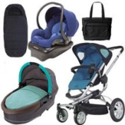 Quinny Buzz 4 Complete Collection - Blue