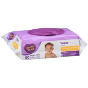 Parent's Choice Soothing Shea Butter Baby Wipes, 80 sheets