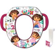 Nickelodeon Dora the Explorer Soft Potty Seat