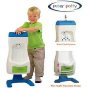 Peter Potty Flushable Toddler Urinal