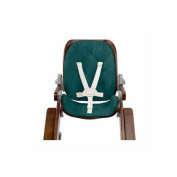 Summer Infant Bentwood High Chair Seat Cushions - Teal