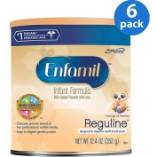 Enfamil Reguline - 370ml Powder Can, Pack of 6