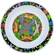 Gerber Graduates Teenage Mutant Ninja Turtles Dinnerware Bowl, BPA-Free
