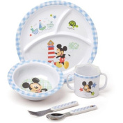 Disney Baby Mickey Mouse Melamine Set