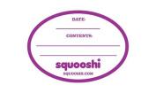 Squooshi Date & Content Labels