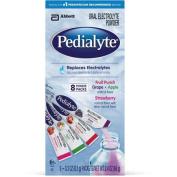 Pedialyte Electrolyte Drink Powder, Variety Pack, Powder Sticks, 10ml