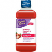 Parent's Choice - Strawberry Paediatric Drink with Electrolytes, 1 litre
