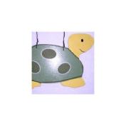 Brandee Danielle Ribbit Turtle Hanging Art