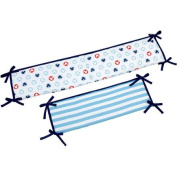Disney Baby Bedding Mickey Mouse Portable Crib Bumper