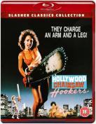 Hollywood Chainsaw Hookers [Region B] [Blu-ray]