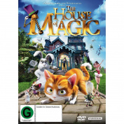 THE HOUSE OF MAGIC [DVD_Movies] [Region 4]