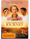 THE HUNDRED-FOOT JOURNEY [DVD_Movies] [Region 4]