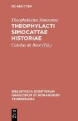 Theophylacti Simocattae Historiae  [GRC]