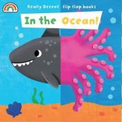 Flip Flap - In the Ocean (Flip Flaps) [Board book]