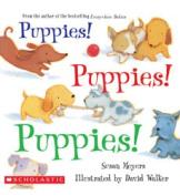 Puppies! Puppies! Puppies! [Paperback]