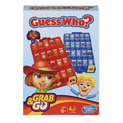 Guess WHo? [Board Game]