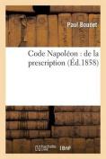 Code Napoleon [FRE]