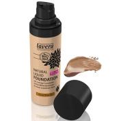 Natural Liquid Foundation (10H Long Lasting) - # 04 Honey Beige, 30ml/1oz