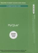 MyCJLab with Pearson eText --  Access Card -- for CJ2015