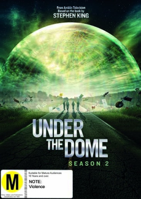 Under The Dome: S2 [DVD_Movies]