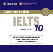Cambridge IELTS 10 Audio CDs (2) [Audio]