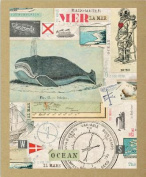 Nautical Nostalgia Greennotes, Eco-Friendly Boxed Notecard Set Stationery