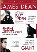 East of Eden/Rebel Without a Cause/Giant [Regions 1,4]