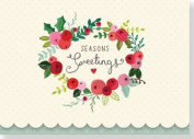 Holly & Berries Small Boxed Holiday Cards